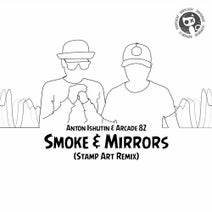 Anton Ishutin, Arcade 82, Stamp Art - Smoke & Mirrors (Stamp Art Remix)