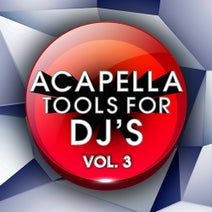 Acapella Tools for DJ's, Vol  3 [Great