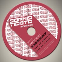 Danijel Kevic - Moments in life EP - Moments in life EP