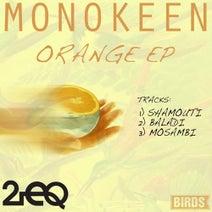Monokeen - Orange EP