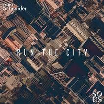 Anja Schneider - Run the City