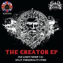 Jungle Justice - The Creator EP