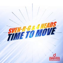Sven-R-G, 4 Heads - Time to Move