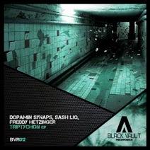 Sash Liq, Freddy Hetzinger, Dopamin Synaps - Triptychon