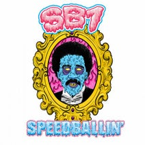 SB1, Skitzo, MastaMind - Speedballin