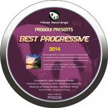 Neoplastik, Atomic Bayaku, Jay Poker, Tropical Highlight, Crazy Lobster, Bob Fanzidon, Josh Coates, Gui Sheffer, Adam Strong - Best Progressive Tunes (2014)