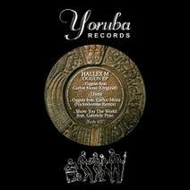 Carlos Mena, Hallex M, Nickodemus, Gabriele Poso - Oggun EP