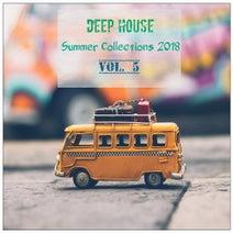 Deepmotion, DuerSound, Dj Judi, Kobo, Mr Deep, SPRiTO, Zeni N, Alb, Akram, The Amateur, PonyTech, DJ Alberto, Izzamuzzic, Nikolay Bozov - Deep House Summer Collections 2018, Vol. 5