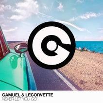 Gamuel, leCorvette - Never Let You Go