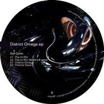 Dan Curtin, M.R.E.U.X - District Omega EP