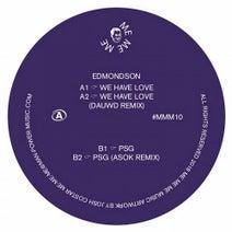 Edmondson, Dauwd, Asok - We Have Love