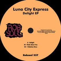 Luna City Express - Delight EP