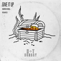 Beth Yen, Buried King, Romy Black, Tony Garcia - Give It Up (Remixes)