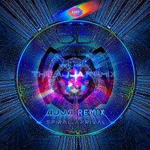 Ajja, 5D aka FÜNF D - Spiral Arrival (Ajja Remix)
