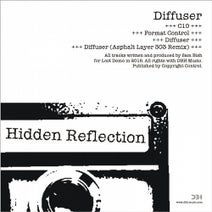 Hidden Reflection, Asphalt Layer - Diffuser