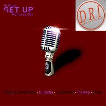 At. Bam, At.Bam, DJ Spitjo, Lil Bobster, P-Deep, Lefa Linka - Get Up (Remixes 002)