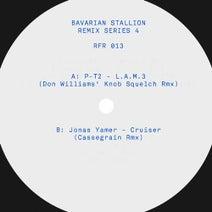 Don Williams, Don Williams, P-T2, Cassegrain, Cassegrain, Jonas Yamer - Bavarian Stallion Remix Series 4