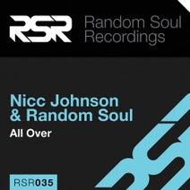 Random Soul, Nicc Johnson - All Over