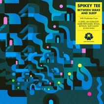 Spikey Tee - Between Wake and Sleep