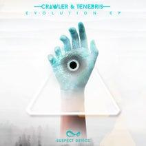Crawler, Tenebris - Evolution EP