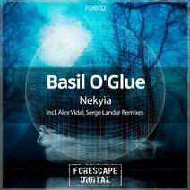 Basil O'Glue, Alex Vidal, Serge Landar - Nekyia (Remixes)