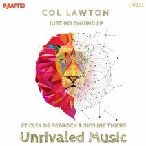 Col Lawton - Just Belonging