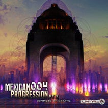 Stratil, Inward Trip, 3D Ghost - Mexican Progression 004, Pt. 2 (Compiled by Stratil)