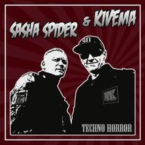 Kivema, Sasha Spider, Kivema, The Pauki - Techno Horror