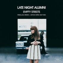 Late Night Alumni, PARALLELS, Myon - Empty Streets - Parallels Remixes