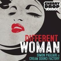 Simon Pagliari, Cream Sound Factory - Different Woman