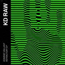 Dominik Vaillant - Refractory EP