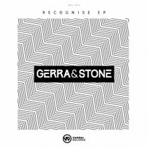 Stone, Gerra, Jordan Jnr - Recognise EP