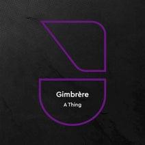 Gimbrere, Jordan - A Thing