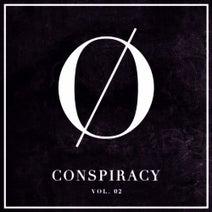 Tyler Clacey, CLB, Greed., MMEE, Spectrum, J. Kong, IVO, Ricin, Event Horizon, NuBass, Arridim - Conspiracy, Vol. 2