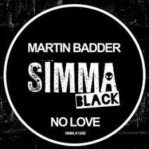 Martin Badder - No Love