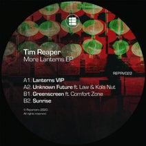 Tim Reaper, LAW, Kola Nut, Comfort Zone - More Lanterns EP
