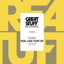 GIORG - Feel Like That EP