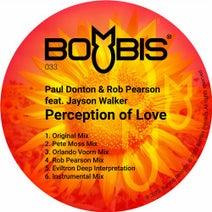 Rob Pearson, Paul Donton, Jayson Walker, Pete Moss, Orlando Voorn, Rob Pearson, Eviltron - Perception Of Love