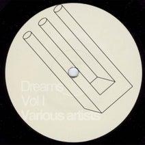 3D Trax, Thesea, Lovinescu, F.eht - Dreams Vol I