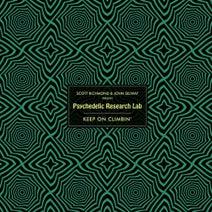 Psychedelic Research Lab, Deetron, Kim Ann Foxman - Keep On Climbin'
