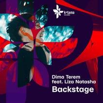 Dima Terem, Liza Natasha, Ancha - Backstage