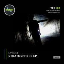 Cyberx - Stratosphere EP
