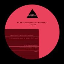 DJ Marshall, Ricardo Galindo, Luca M, JUST2 - Get Up