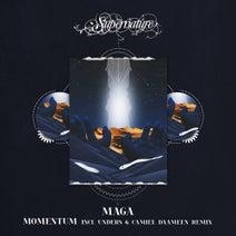 Maga, Unders, Camiel Daamen, Shishani - Momentum