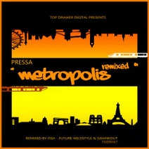 Fish, Pressa, Future Wildstyle, Swankout - Metropolis Remixed