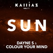 Dayne S, Colour Your Mind, Dayne S & Colour Your Mind - Sun