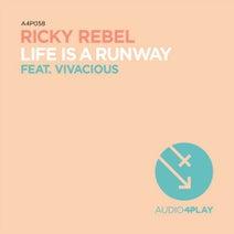 Hector Fonseca, Eduardo Lujan, Vivacious, Ricky Rebel, Paul De Leon, SaberZ, Vito Fun x Koil - Life Is A Runway
