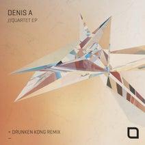 Denis A, Drunken Kong - Quartet EP