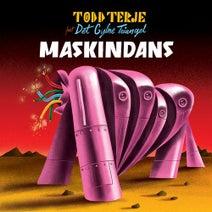 Todd Terje, Erol Alkan - Maskindans feat. Det Gylne Triangel