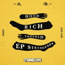 Hood Rich - Twofold EP